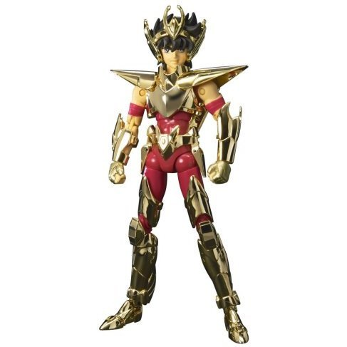 Saint Seiya Non Scale Pre-Painted PVC Figure: Golden Genealogy Pegasus Seiya