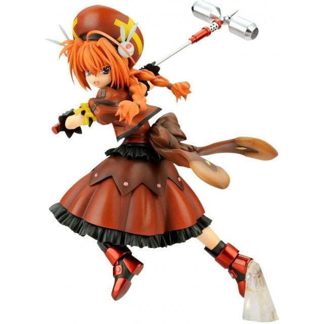 Magical Girl Lyrical Nanoha StrikerS 1/8 Scale Pre-Painted PVC Figure: Vita