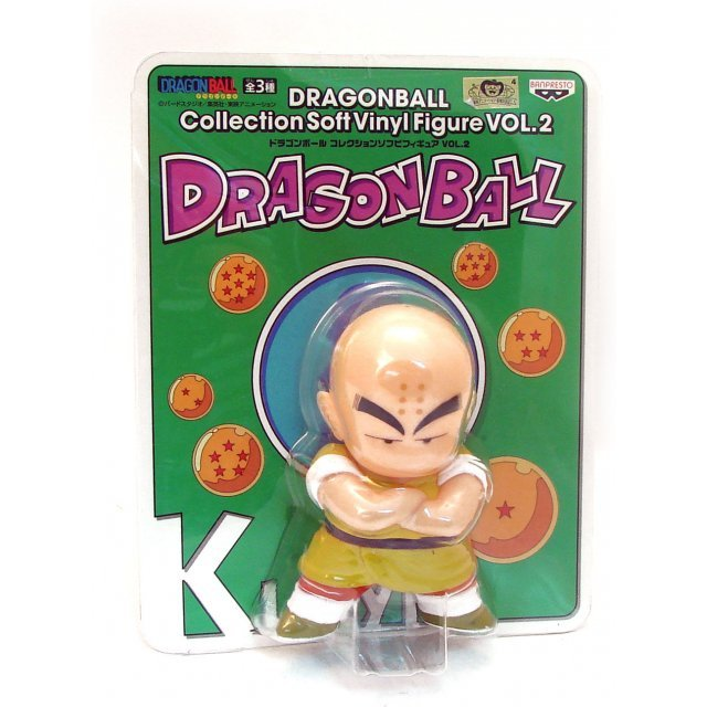 Dragon Ball Collection Vol. 2 Soft Vinyl Figure: Klilyn