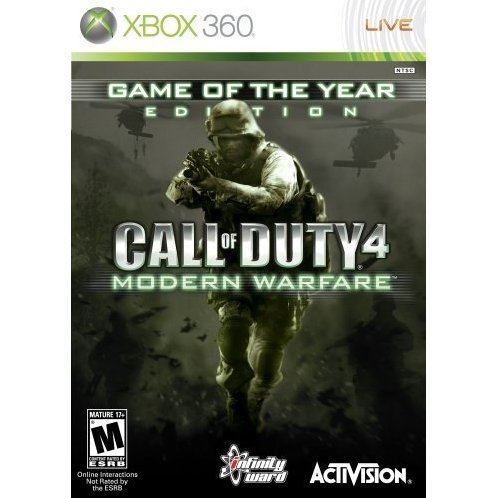 Call of Duty 4: Modern Warfare (Game of the Year Edition)