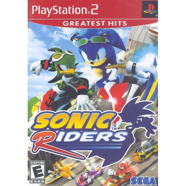 Sonic Riders (Greatest Hits)