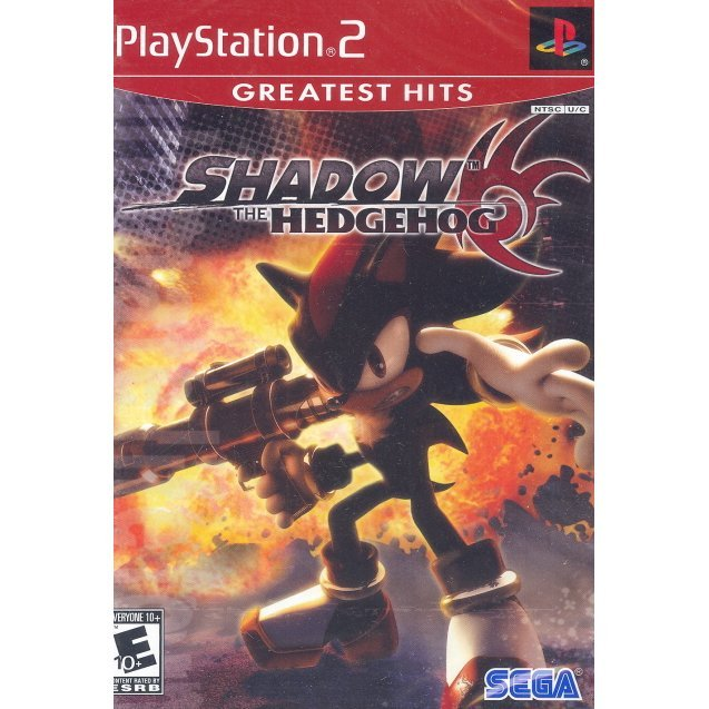 Shadow the Hedgehog (Greatest Hits)