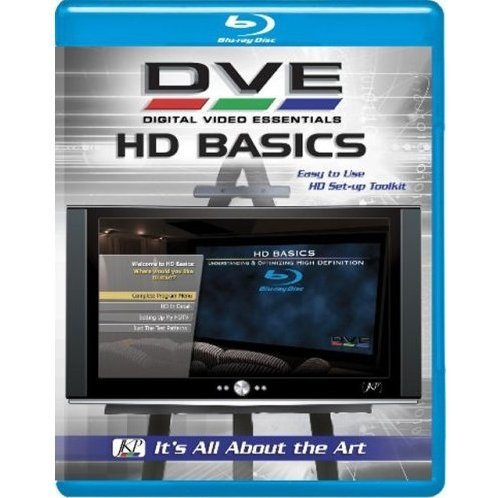Digital Video Essentials: HD Basics