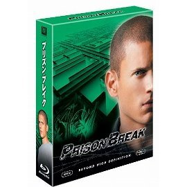 Prison Break Season 1 Blu-ray Box