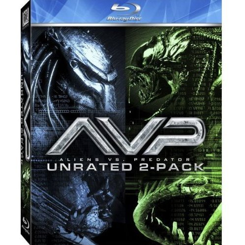 AVP - Alien vs. Predator / Aliens Vs. Predator - Requiem (Unrated 2-Pack)