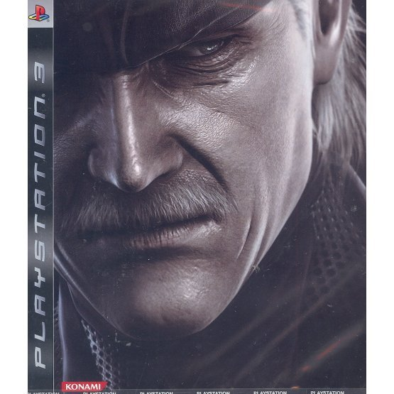 Metal Gear Solid 4: Guns of the Patriots (Japanese language Version)
