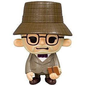 Indiana Jones Non Scale Pre-Painted Soft Vinyl Figure: Henry Jones