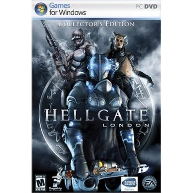 Hellgate: London Collector's Edition (DVD-ROM)