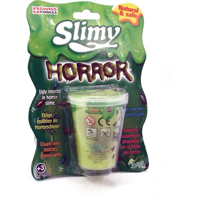 Slimy Horror (Ugly insects)