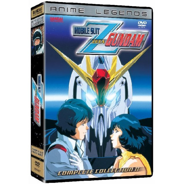 Mobile Suit Zeta Gundam: Anime Legends Vol.2