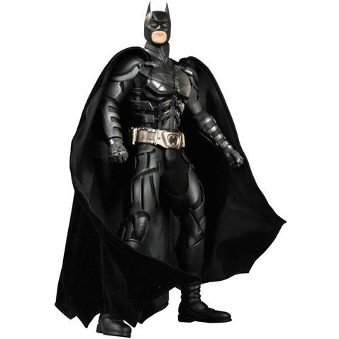 Dark Knight Batman 1/6 Scale Pre-Painted Deluxe Figure: Batman