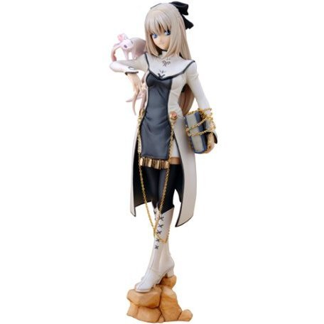 Shining Force EXA 1/8 Scale Pre-Painted PVC Figure: Cyrille