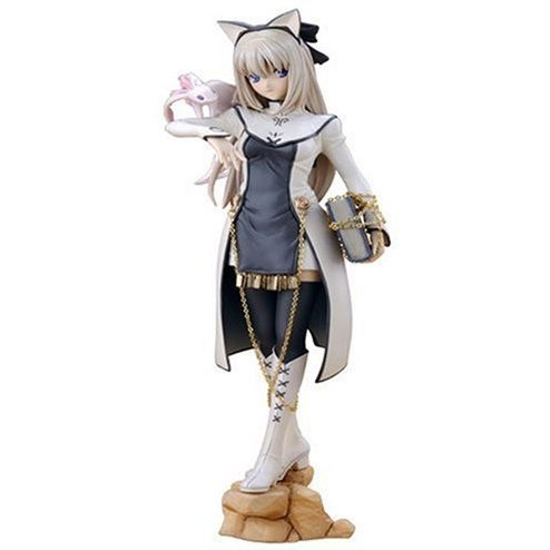 Shining Force EXA 1/8 Scale Pre-Painted PVC Figure: Cyrille Nekomimi Version