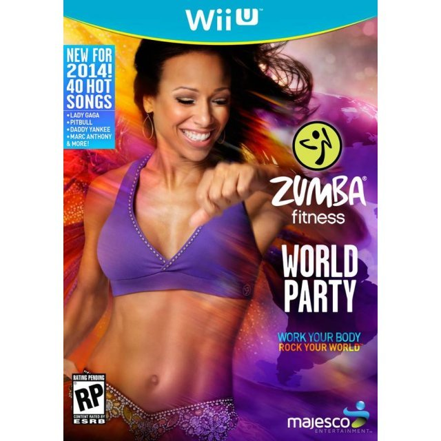 Zumba Fitness World Party (Game Only)