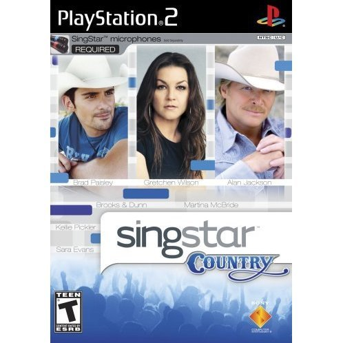 SingStar Country