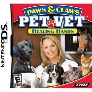 Paws & Claws Pet Vet Healing Hands