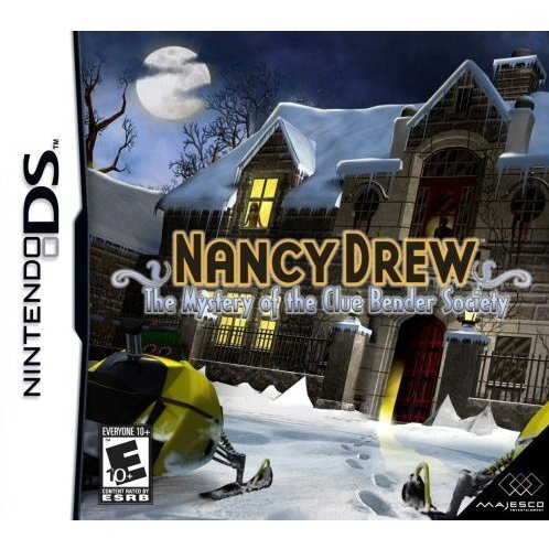Nancy Drew: Clue Bender Society