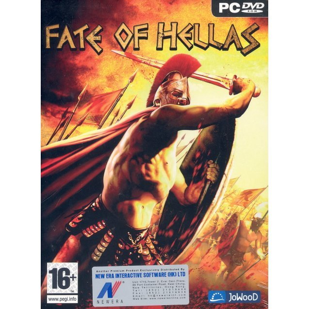 Fate of Hellas (DVD-ROM)