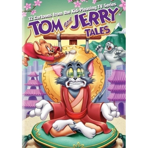 Tom And Jerry Tales Vol.4