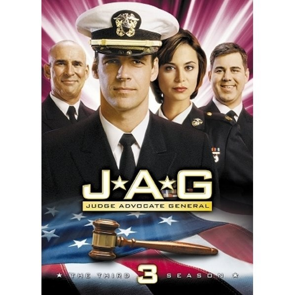 Jag Judge Advocate General The Third Season