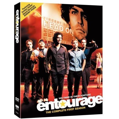 Entourage First Season Collector's Box