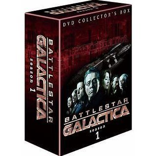Battlestar Galactica Season 1 DVD Box 2