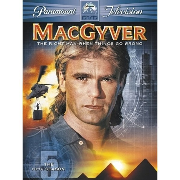 Macgyver The Complete Fifth Season
