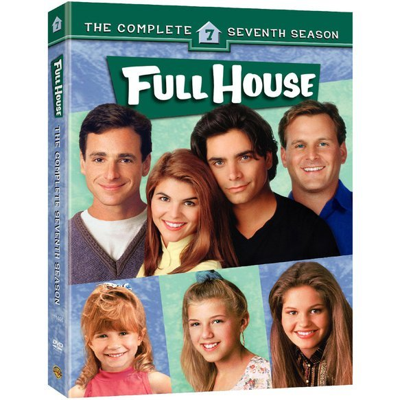 Full House Season 7 Collector's Box