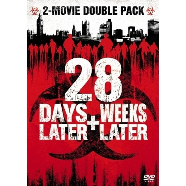 28 Days Later & 28 Weeks Later Twin Pack [Limited Edition]