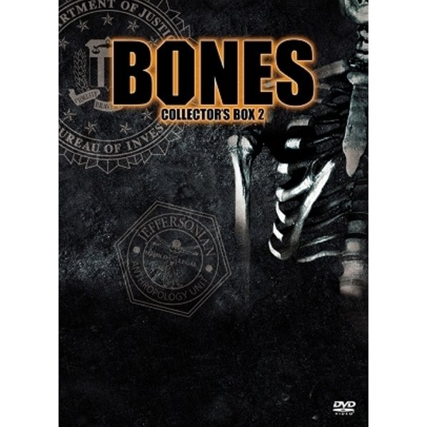 Bones DVD Collector's Box 2