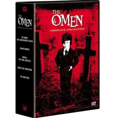 Omen Complete Collection [Limited Edition]