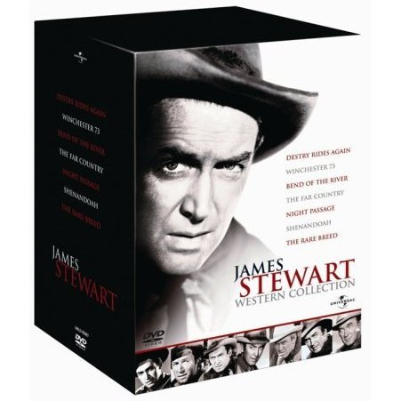 James Stewart Western Collection