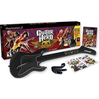 Guitar Hero: Aerosmith Bundle (Wireless)