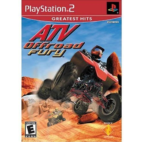 ATV Offroad Fury (Greatest Hits)