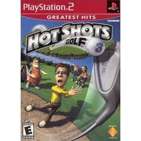 Hot Shots Golf 3 (Greatest Hits)