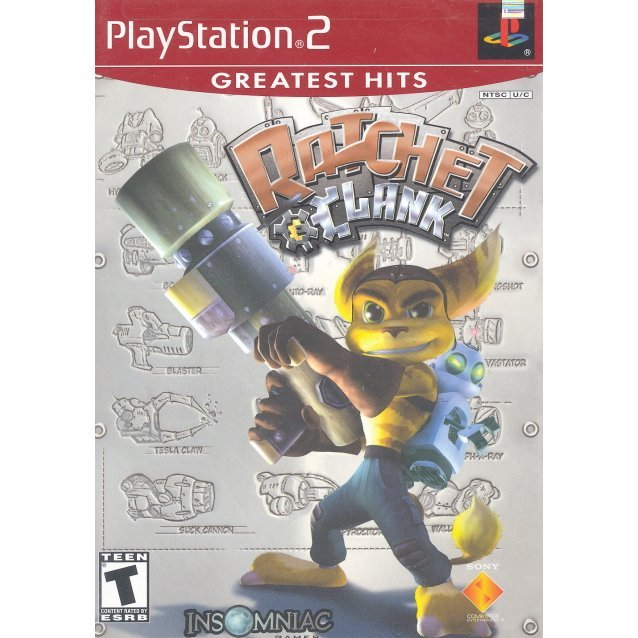 Ratchet & Clank (Greatest Hits)