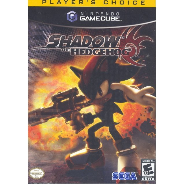 Shadow the Hedgehog (Player's Choice)