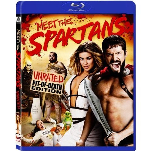 Meet The Spartans - Pit of Death Edition