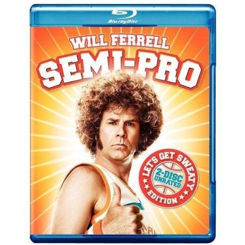 Semi-Pro: Let's Get Sweaty Edition