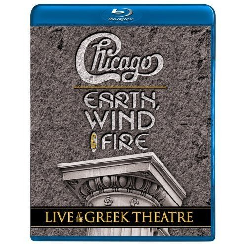 Chicago and Earth, Wind & Fire: Live at the Greek Theatre