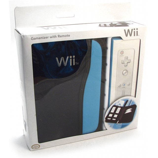 Wii Gamenizer with Remote (Special Edition)
