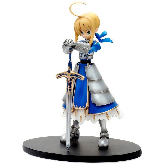 Diformate Series Fate Stay Night Non Scale Pre-Painted PVC Figure: Saber