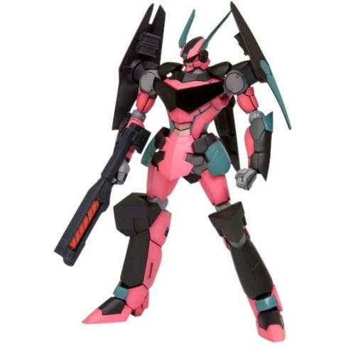 Gurren Lagann Non Scale Pre-Painted Model Kit: Darry's Grapal