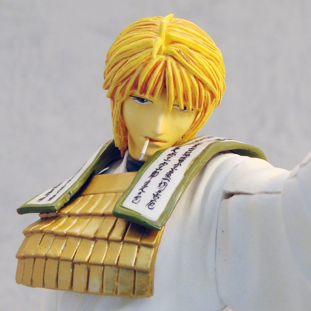 Saiyuki Reload Burial Pre-Painted PVC Lighting Figure