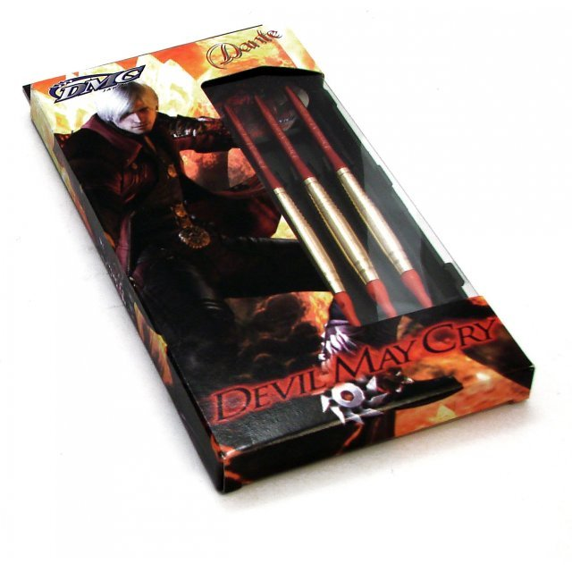 Devil May Cry Darts (Dante)