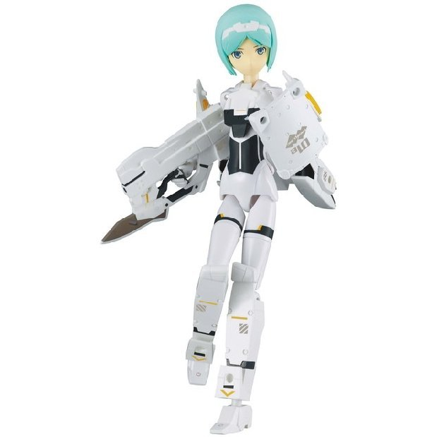 Busou Shinki Non Scale Pre-Painted Action Figure: Werkstra