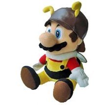 Super Mario Galaxy Plush Doll: Bee Mario