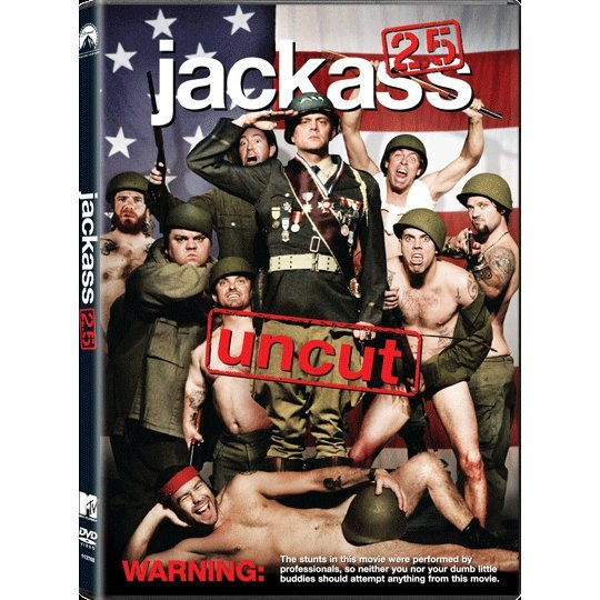 Jackass 2.5 [Uncut Version]