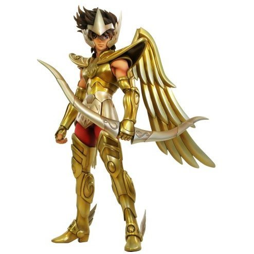 Saint Seiya Non Scale Pre-Painted PVC Figure: Golden Seiya