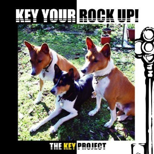 Key Your Rock Up [CD+DVD]
